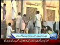 Once Again Chairs looted But This Time From PMLn Jalsa