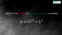 Tribute to the Martyrs of Army Public School Childrens