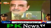 Zardari Explaining Bhuttoism