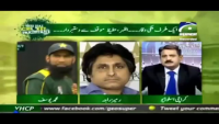 Rameez Raja & Mohammad Yousaf's Allegations on Each Other in Live Show