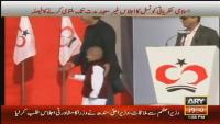 Young Boy Innugrates Shaukat Khanum Hospital Peshawar