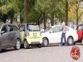 Hidden Camera Parking