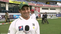 Saeed Ajmal Funny interview