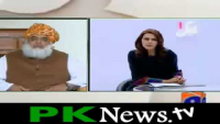 Moulana & Sana Bucha go at each other