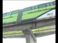 India's first monorail tested in Mumbai