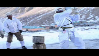A Tribute To Siachen Warriors Of Pakistan