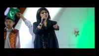 Fariha Pervez's Performance In Yaum-e-Shuhada Event