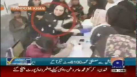 PPP candidate slaps polling staff