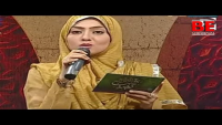 Very Beautiful Urdu Naat Sharif By Javeria Saleem