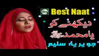 Dekhne Ya Muhammad - Hafiza Javeria Saleem