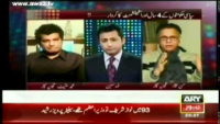PMLN without Javed Hashmi, A funny comment by Hassan Nisar
