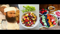 Diet Plan For Extreme Hot Ramzan 2017 By Maulana Tariq Jameel
