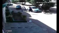 CCTV Footage Of Robbery In Gulistan e Johar