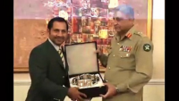 How Army Chief Welcomed Pakistan Cricket Team