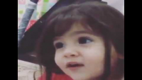 Masha Allah! Check The Recitation Of This Cute Baby