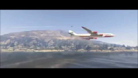 Check This Amazing Plane Landing