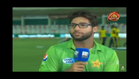 Imam Ul Haq Telling What Happen Before His First Match