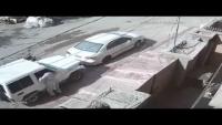 Street Crime CCTV Footage In Gulshan Iqbal Block 4