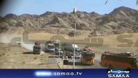 Hero Bus Driver Narrowly Averts Disaster In Balochistan