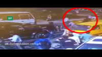 Indian Man Brutally Beaten Up For Resisting Wrong-Way Driver