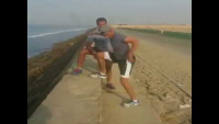 Check How Younis Khan Working Out To Be Fit After Retirement
