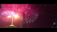 New Year Celebrations At Bahria Town Lahore