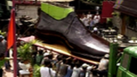 World's Biggest Shoes