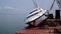 The Fall of a Yacht