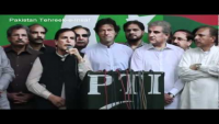 Imran Khan Rejects Nawaz Shairf alliance Call - Press Confrence