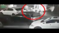 CCTV Footage Of Roadside Snatching In Karachi