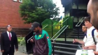 What Muhammad Amir Did When Fan Ask For Selfie