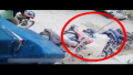 Check The Footage Of Motorcycle Stealing In Karachi