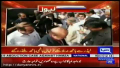 Security Officials Stop Nehal Hashmi For Shaking Hands With Nawaz Sharif