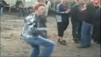 Crazy Dancer