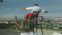 Insane Chair Balancing