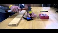 Nokia Lumia Screen 900 Hammer Test
