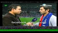 Shoaib Malik in Champions League Final