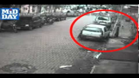 CCTV footage of a Bakra chor caught in act