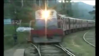 Train Hits the college Girl in Srilanka
