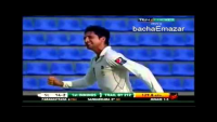 Junaid Khan's unplayable deliveries to sangakkara