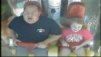 Dad freaks out! VERY FUNNY