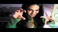 Veena Malik in Vanity Van doing weird Acts