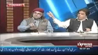 Zaid Hamid vs Hanif Abbasi (PML-N) on election system