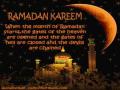 Ramadan Kareem in different countries