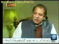 Same question answered by Imran Khan & Nawaz Sharif ( Exclusive )