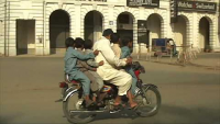MAKING FULL USE OF A MOTOR CYCLE IN LAHORE
