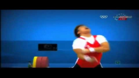 London olympics accident in Weightlifting 2012