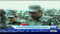 Iftar with Soldiers at Ziaratzai Post - South Waziristan