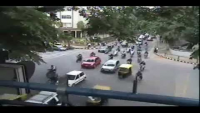 Real road accidents
