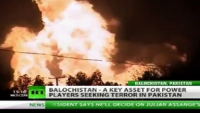 Balochistan is used by world powers